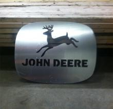 John Deere Logo custom sign